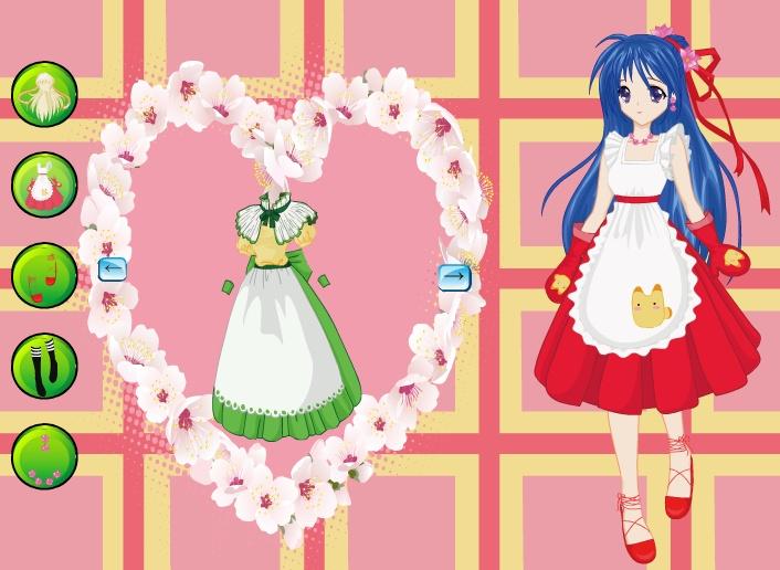 Kawaii Amaya - Dress Up Games