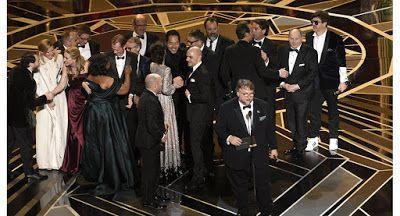 Бульвар CINEMA: И все-таки это был «Оскар»!