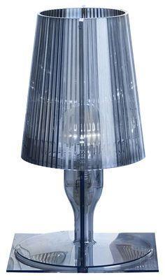 Lampe de table Take Bleu gris - Kartell