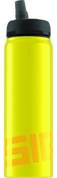 Sigg Water Bottle, Nat Yellow, 0.75 Liters - contemporary - Water Bottles - GreenMarket
