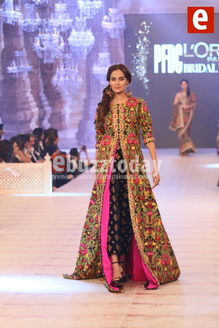 Sana Safinaz - PFDC L'Oréal Paris Bridal Week 2014-ebuzztoday (113)