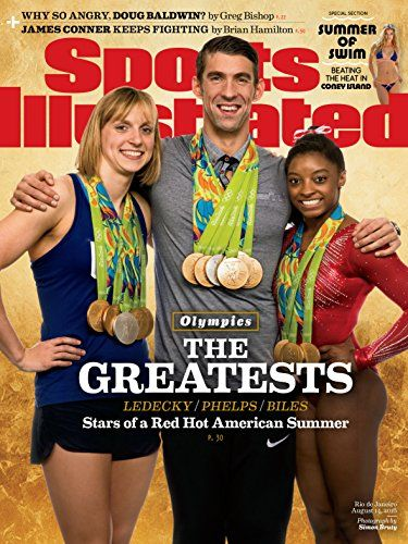 Sports Illustrated - http://www.darrenblogs.com/2016/08/sports-illustrated/