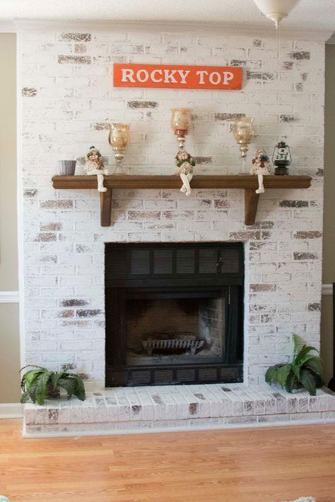 Diy Fireplace Decor Ideas