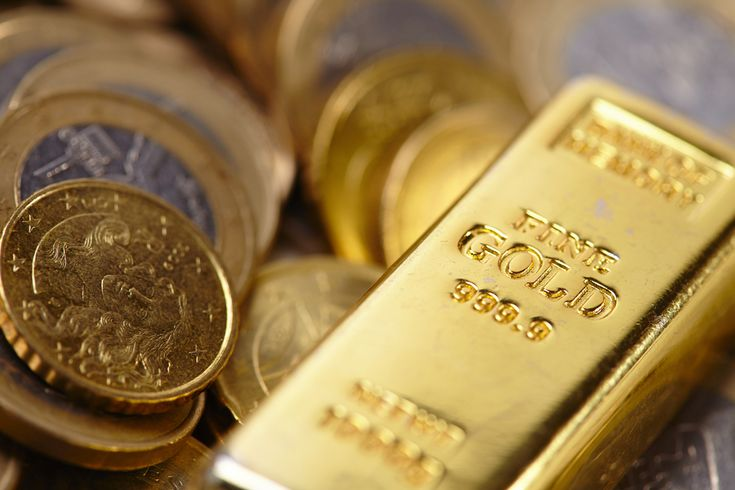 Gold Reaches 4-Month High as Dollar Plummets #bworld #finance #tech #technology #pedia #gold