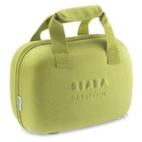 Beaba Babycook Travel Bag, (homemade baby food, baby spoon, baby food storage, bpa free, baby food, beaba, baby feeding, bpa-free, purees, baby food containers)