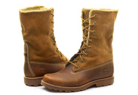 Timberland Topánky - 6 In Shearling Boot - 50919-whe - Tenisky, Topánky, Čižmy, Mokasíny, Sandále