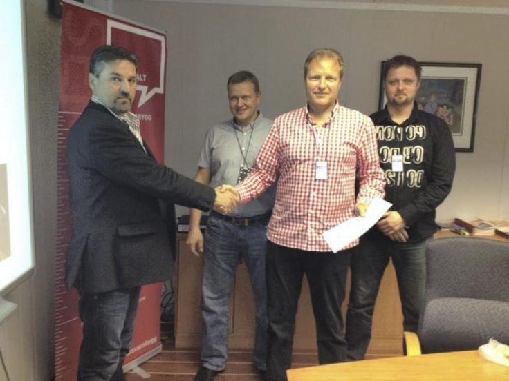 Allianse fikk forsvarskontrakt - Nyheter - Haugesunds Avis
