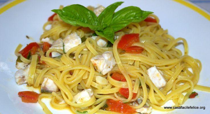 Tagliolini alla Ricciola on http://casafacilefelice.org