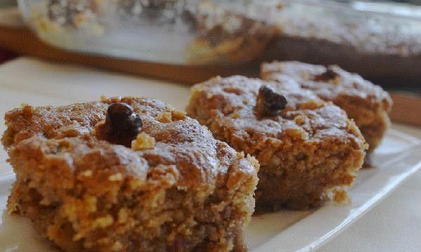 Χασλαμάς ( η μελομακάρονο ταψιού), εκπληκτική συνταγή από την Ιωάννα Σταμούλου και το «sweetly»!