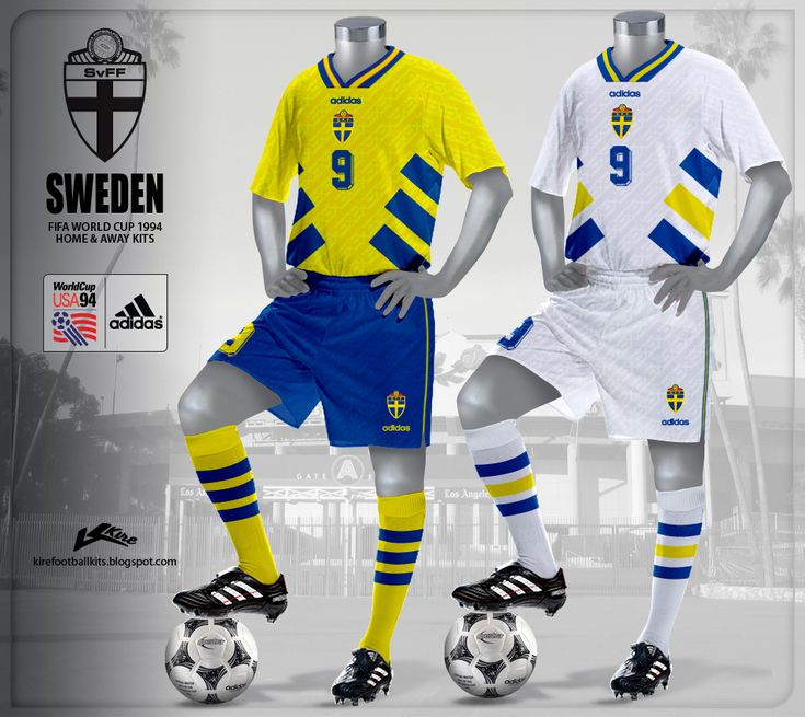 Kire Football Kits: Wold Cup 1994