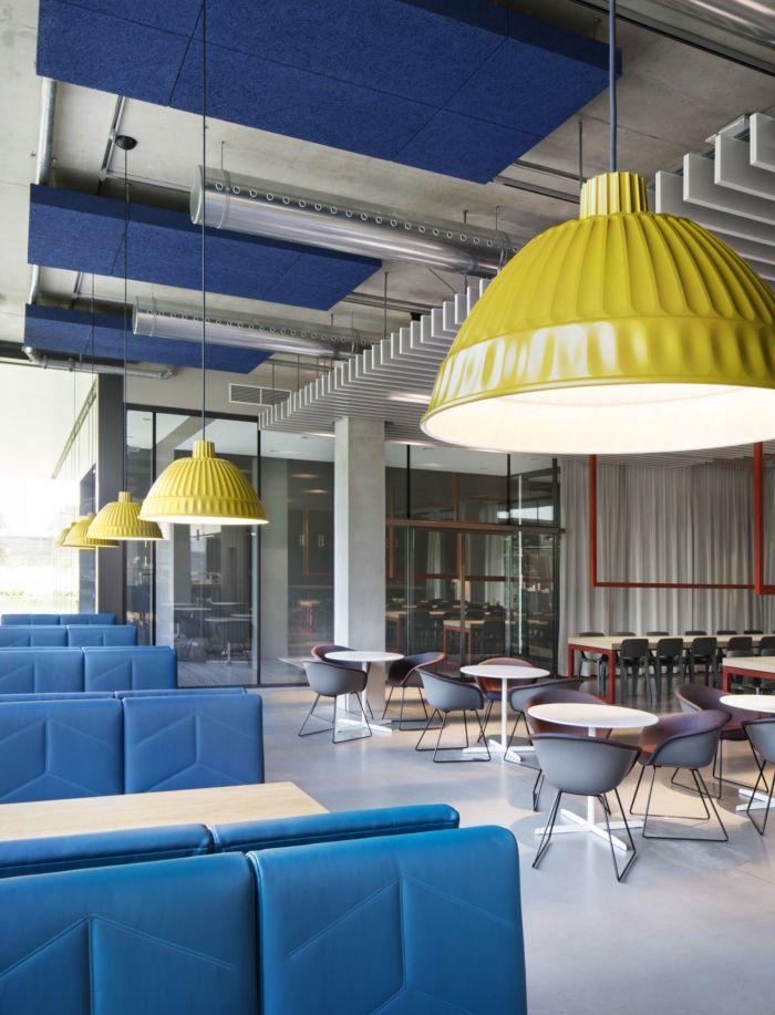 Office Tour Aeb Headquarters Stuttgart University Interior
