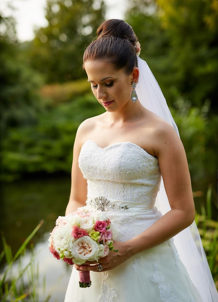 2.9.2016 Dominika Wedding flowers