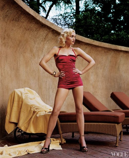 Fashion Flashback: Gwen Stefani's 2004 Vogue Shoot - Coco's Tea Party