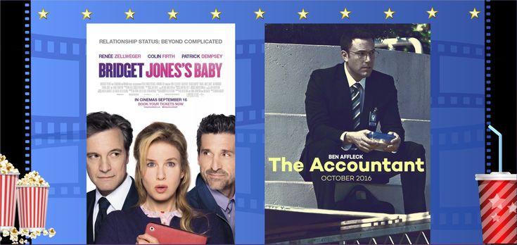 Como cada jueves, los cines del Partido de La Costa renuevan su cartelera, El Contador, protagonizada por Ben Affleck, y El Bebé de Bridget Jones, con una renovada imagen de Renée Zellweger, son las...