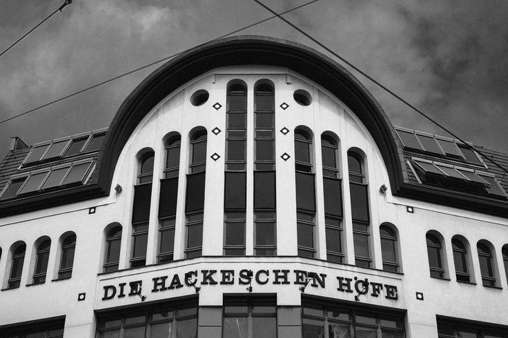Die Hackeschen Höfe (CC BY-NC-ND)