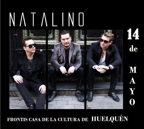 Hoy 13/Mayo entrevista con @natalinotrio en @Fantasia_Radio http://radiofantasia.cl/sitio  18:30 hrs en Vivo