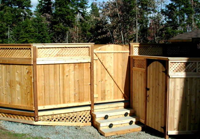 PRESSURE TREATED DECK WITH POOL, HALIFAX | Archadeck Outdoor Living of Nova Scotia