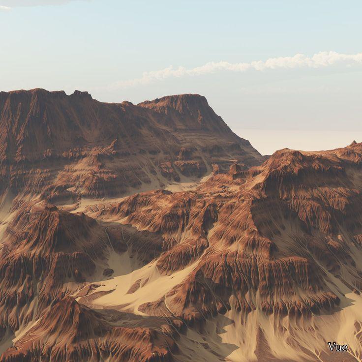 3d Obj Desert Mountain Desert Mountains Desert Aesthetic Arizona Landscape