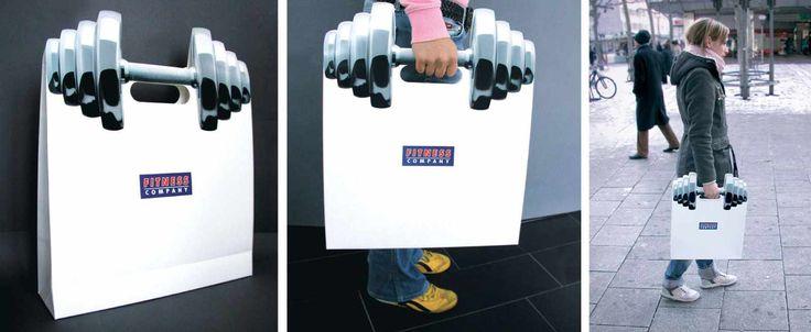 Fitness Company: Shopping Bag