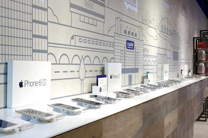 O2 concept store by Dalziel & Pow, Manchester – UK » Retail Design Blog