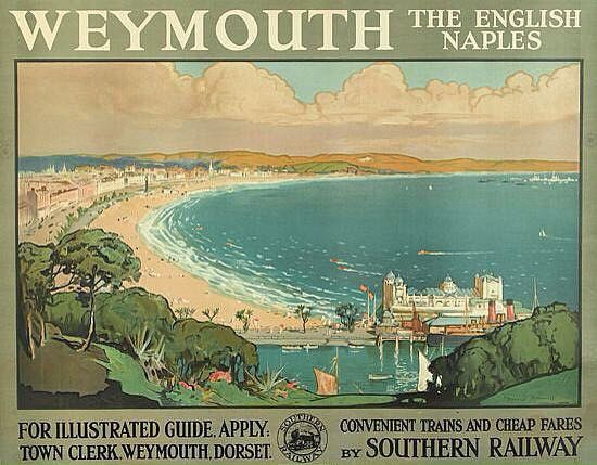 Beautiful Weymouth.