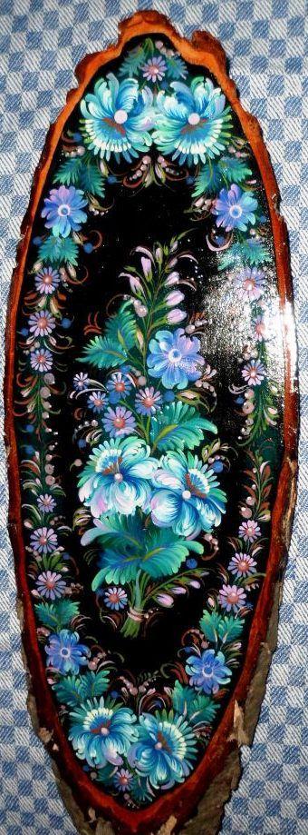 Петриковская роспись. Petrykivka (Ukrainian folk art)
