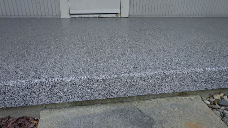 Exterior color chip concrete resurfacing cleveland oh - Exterior concrete resurfacing products ...
