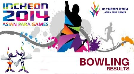 Asian Paralympic Games 2014 Tenpin Bowling Results | Pinoy Headline dot Com