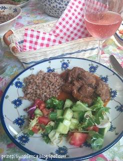 Gulasz wołowy/ Beef stew