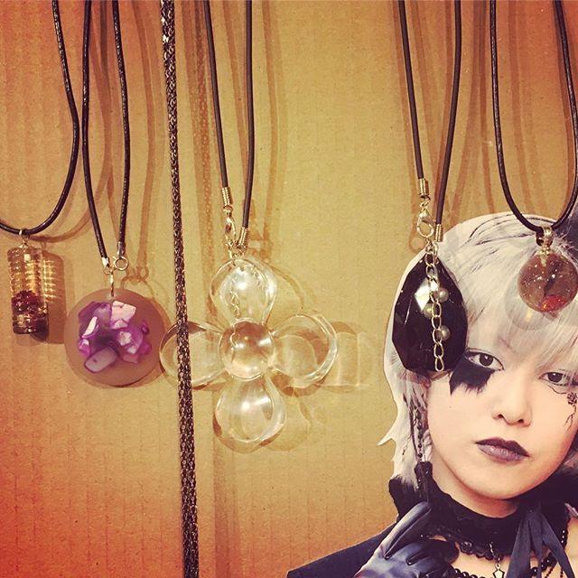 @lilit.es @aesidhe_com goth & Dark Lolita necklaces & jewellery #handmade #schmuck #gothic #gothgirl #gothlolita #lolita #rings #necklace #anillos #bisuteria #jewelry #jewels #choker #witch #instafashion #instachic #instapic #instatrend #lolitafashion #toledo #madeinspain #madrid #nightlife #black #lolita #gotico #bisuteria #bijoux #schmuck @margalgau #japanweekend #japanweekendmadrid2017
