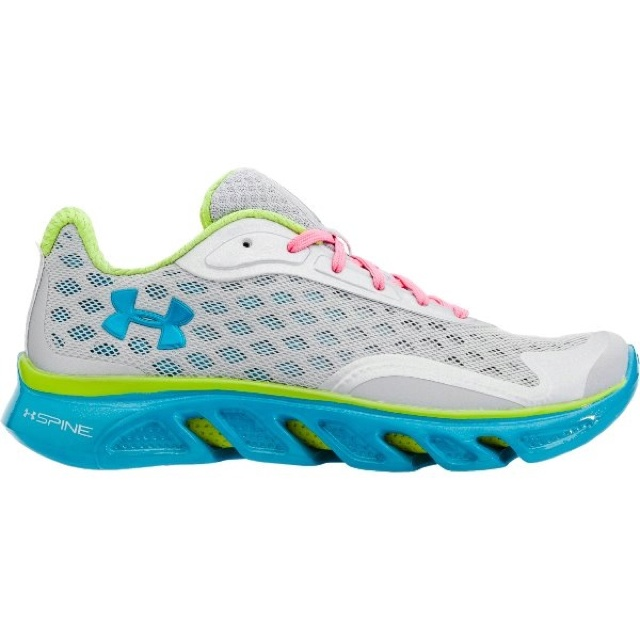 Under armor shoes rock!
