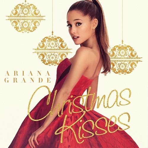 17 best ariana grande christmas kisses images on pinterest