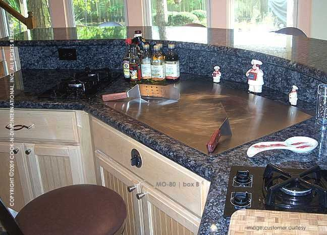 I Would Love A Teppanyaki Hibachi Grill In My Own Kitchen House Ideas Pinterest Grilling And Kitchens