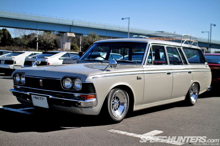 Toyota Crown Wagon (1969)   LIKE US ON FACEBOOK https://www.facebook.com/theiconicimports
