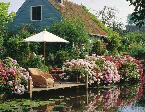 Um lugar para não pensar em nada. #relax