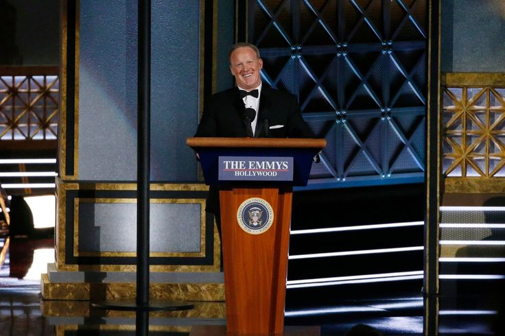 Trump Tweets He Was Saddened by Bad Emmy Ratings