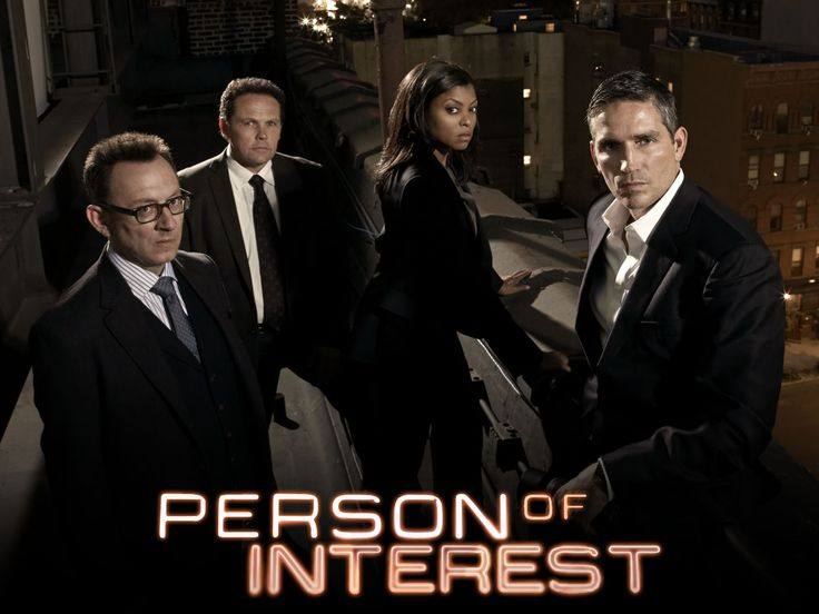 Person of Intrest cast