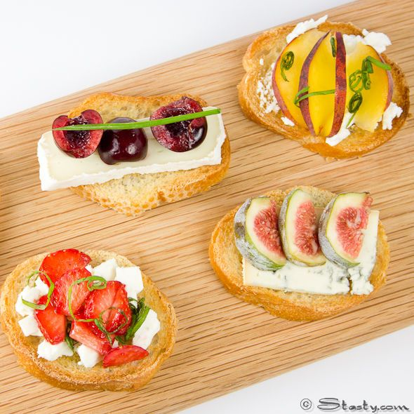 52 best canape images on pinterest snacks cheese and drink for Cheese canape ideas