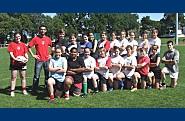 Le Stade Rennais #Rugby à St Jean d'Angély - Mai 2009