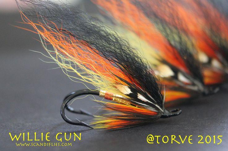 Willie Gun Salmon Fly