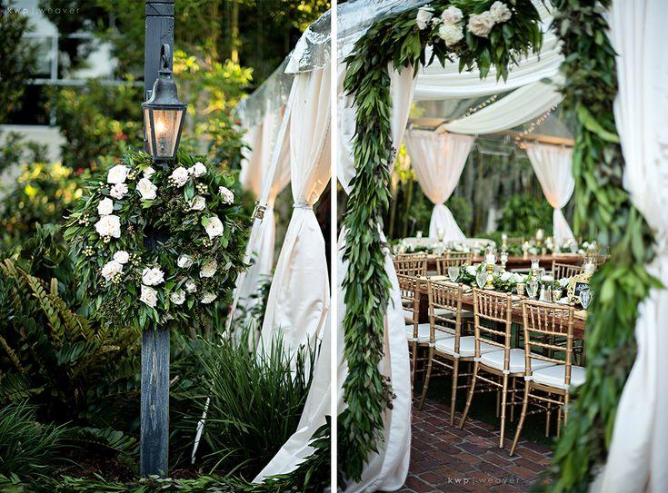 42 best images about wedding decor on pinterest for Garden design by kristen