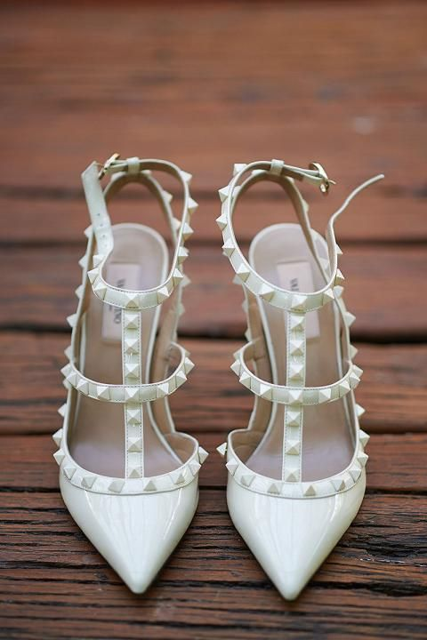 Wedding Shoes / Valentino