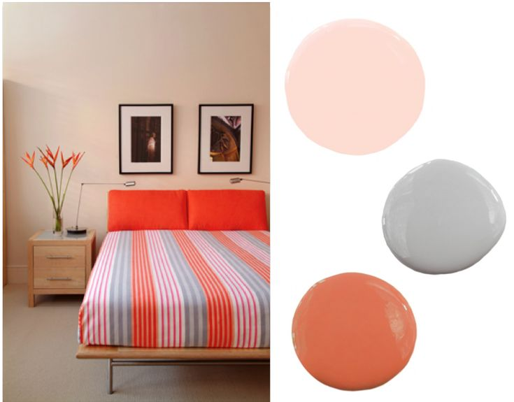 3 simple and clean bedroom color schemes the writing on the wall - How To Clean Bedroom Walls