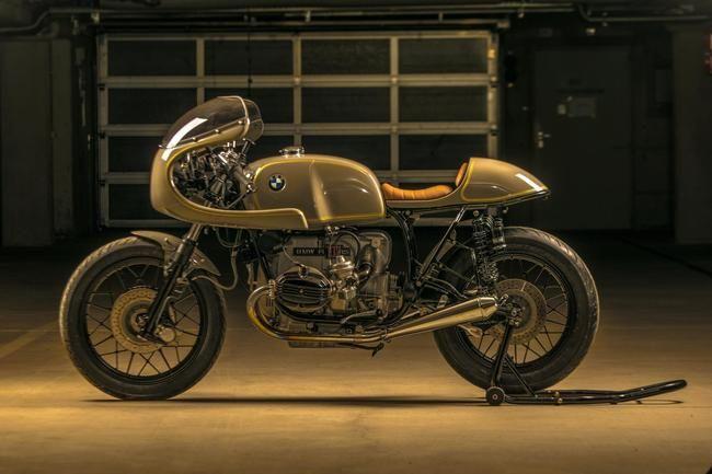 Motorrad Bild: BMW R100RS BY NCT MOTORCYCLES                                                                                                                                                                                 Mehr