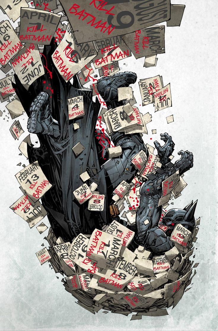 BATMAN: ARKHAM KNIGHT #10 Written by PETER J. TOMASI Art by IG GUARA, JULIO FERREIRA, VIKTOR BODGANOVIC and RICHARD FRIEND Cover by HOWARD PORTER