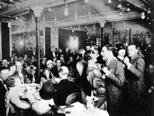 Berlin Dance Hall, c. 1930.