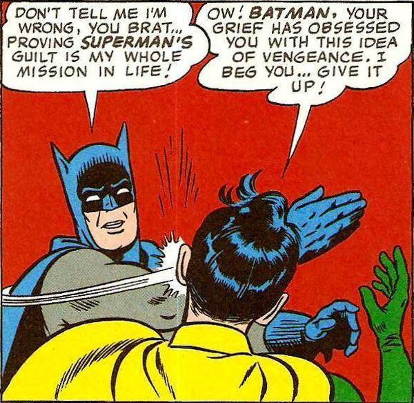 50 Top Batman Slapping Robin Meme Funny Comic Jokes With Images