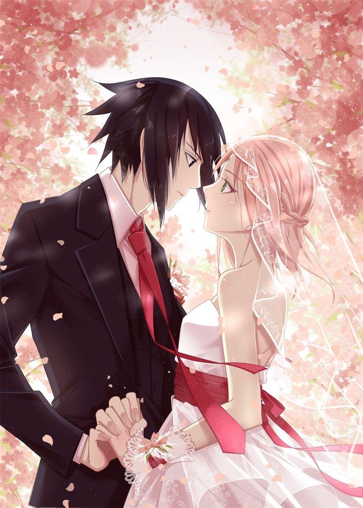 Q casal lindo não é msm Sasusaku Uchira