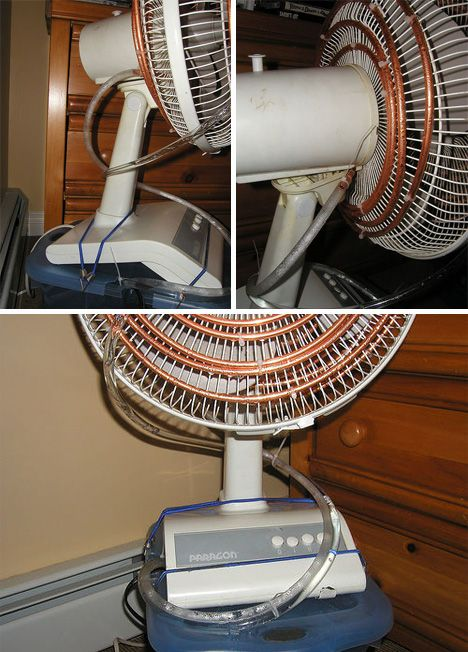 25 best ideas about homemade air conditioner on pinterest Cool household hacks
