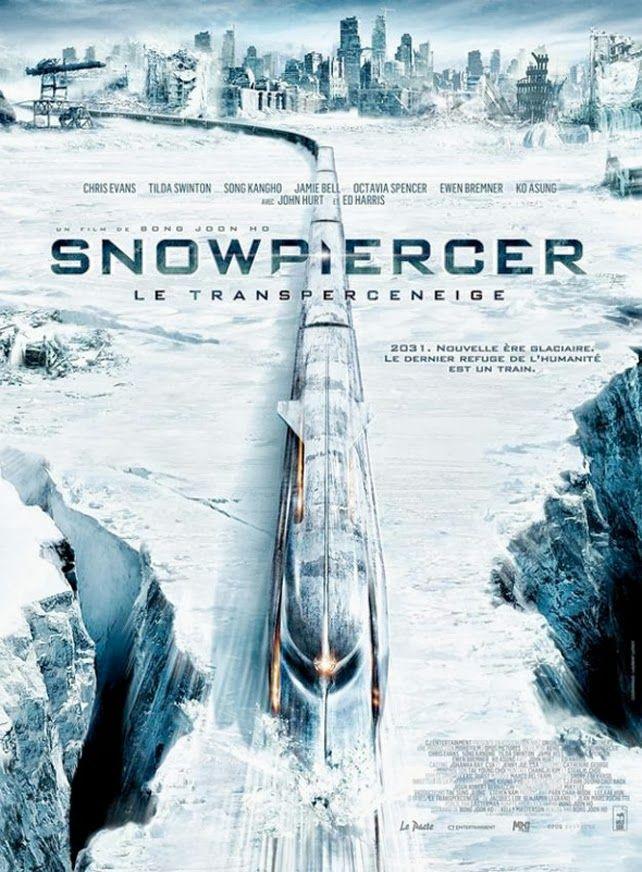 末世列車 Snowpiercer 2013. This movie managed to be weird and terrifying at the same time.